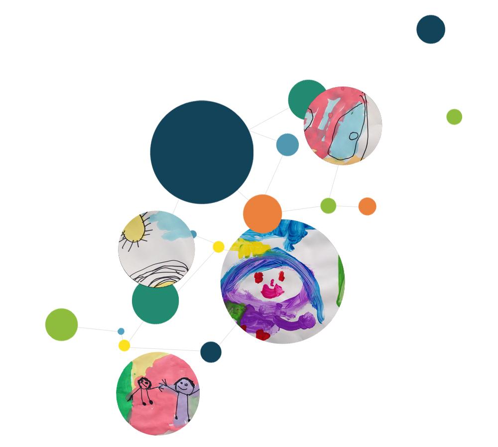 Kindergarten student artwork 5