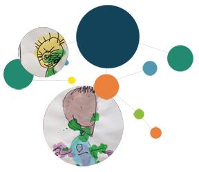 Kindergarten student artwork 4